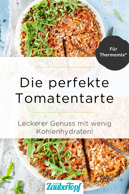 Tomatentarte mit dem Thermomix® - Foto: Anna Gieseler
