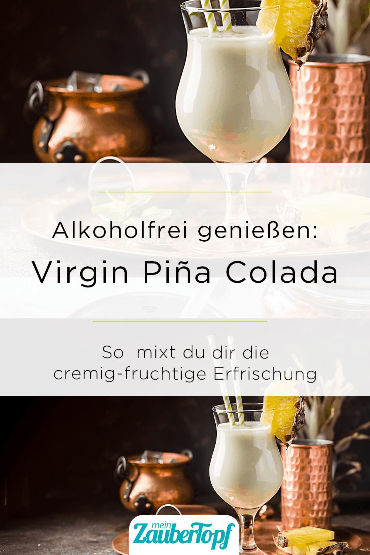 Virgin Piña Colada aus dem Thermomix® - Foto: gettyimages / Roxiller