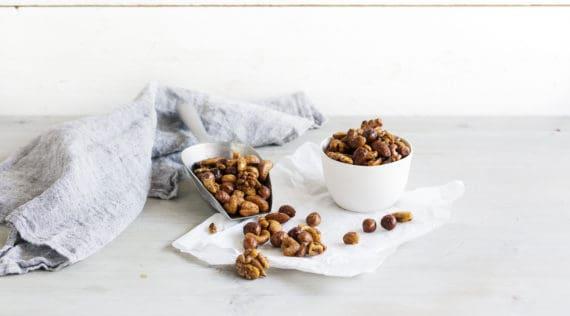 Honig-Salz-Nüsse mit dem Thermomix® - Foto: Anna Gieseler