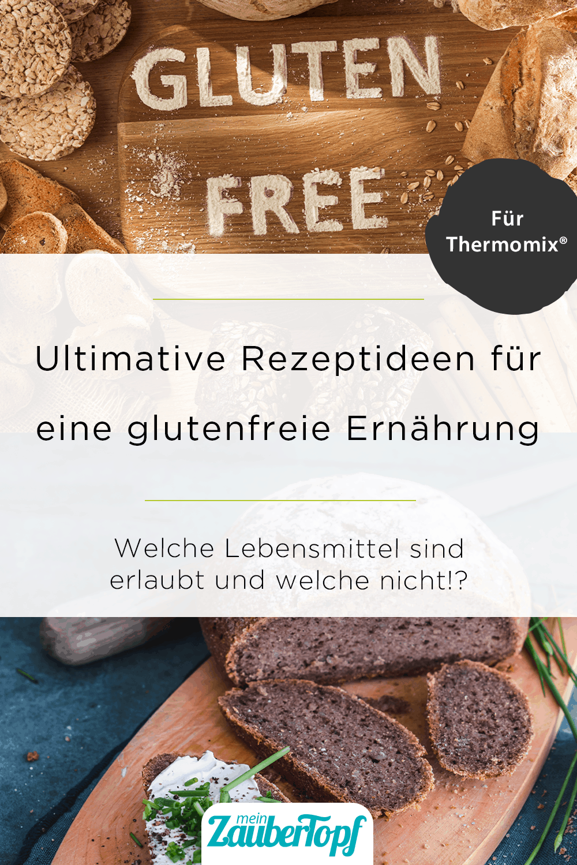 Glutenfreie Ernährung mit dem Thermomix® –Foto: Gettyimages /master1305 / Tina Bumann