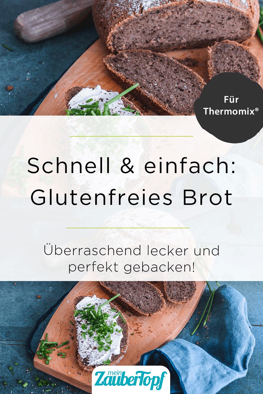 Glutenfreies Brot mit dem Thermomix® - Foto: Tina Bumann