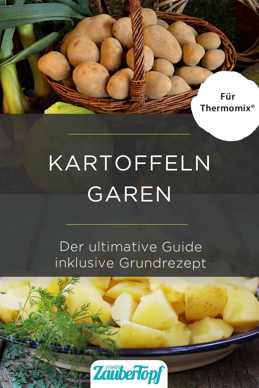 Kartoffeln garen mit dem Thermomix® - Foto: Foto: pixabay / gongerdesign & gettyimages / Mallivan