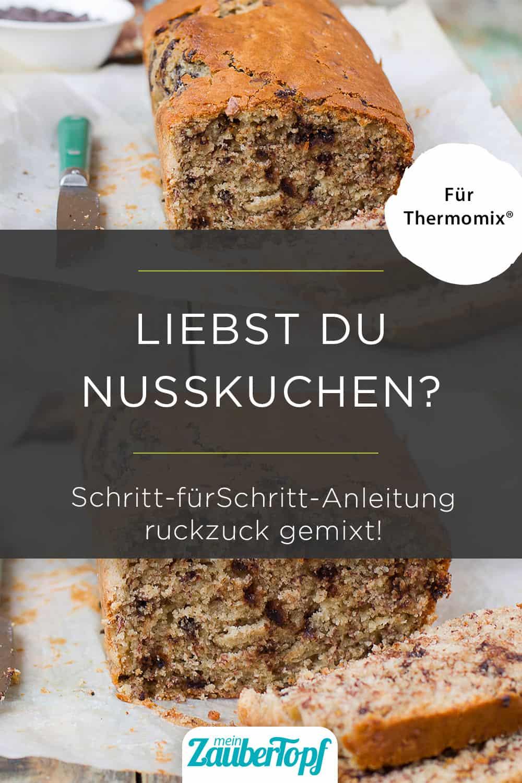 Tiroler Nusskuchen mit dem Thermomix® –Foto: gettyimages / Mariana_Romaniv