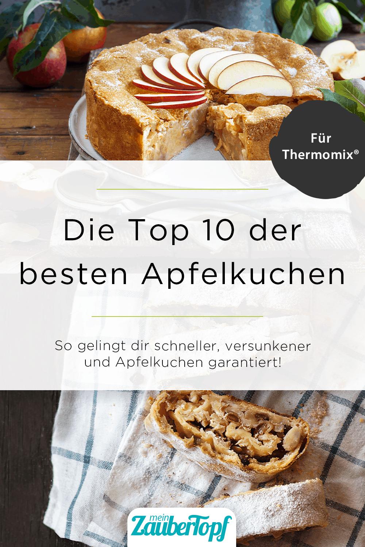 Die besten Apfelkuchen mit dem Thermomix® - Foto: Ira Leonishutterstock/Natasha Breen
