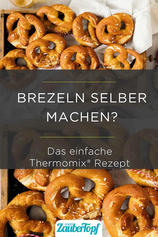 Laugenbrezel mit dem Thermomix® - Foto: Anna Gieseler