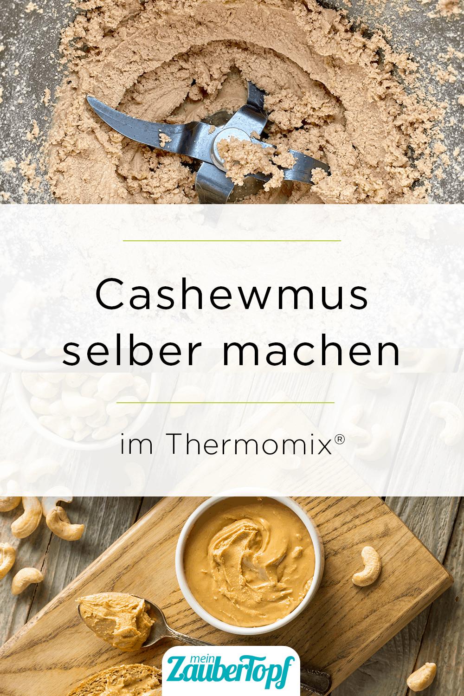 Cashewmus aus dem Thermomix® - Foto: gettyimages / bhofack2 & Nicole Schmidt