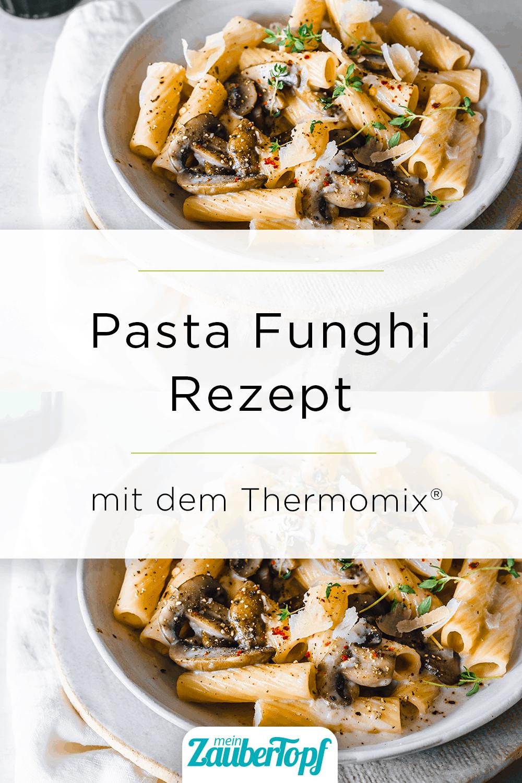 Pasta Funghi aus dem Thermomix® - Foto: Tina Bumann