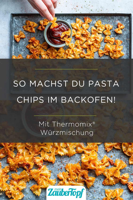 Pasta-Chips mit dem Thermomix® –Foto: Anna Gieseler