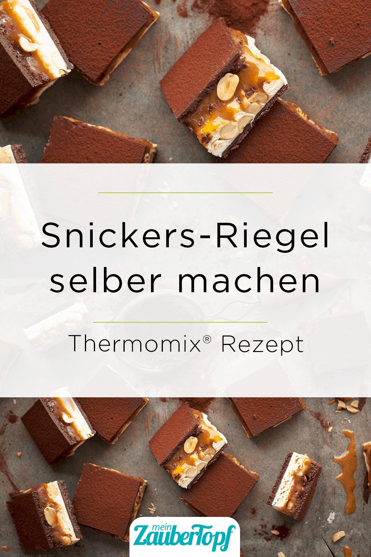 Snickers-Riegel mit dem Thermomix® –Foto: StockFood / Eising Studio