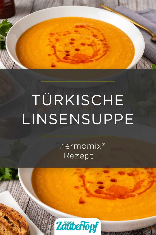 Türkische Linsensuppe mit dem Thermomix® –Foto: gettyimages / Yummy pic
