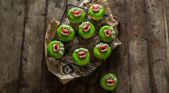 Monster-Donuts mit dem Thermomix® – Foto: Tina Bumann