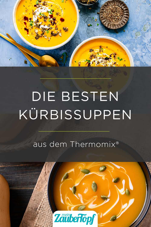 Die Besten Kürbissuppen aus dem Thermomix®   Foto: Desirée Peikert / gettyimages / Nungning20