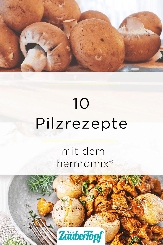 Die besten Pilzrezepte für den Thermomix® - Foto: LUM3N / Pixabay / shutterstock